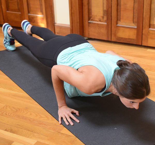 """Ups"""" Pyramid Workout with Cardio Intervals   Pumps & Iron"""