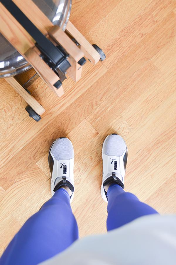 Puma 'forte Nucleo' Alta Sneaker Superiore (donne) ceVSS42
