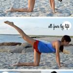 Beach Bum Workout