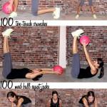 600-Rep Medicine Ball Workout