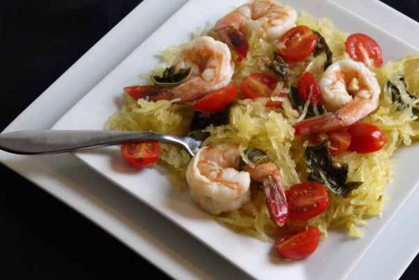 Spaghetti Scampi — Rezepte Suchen
