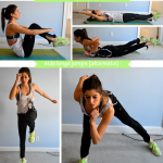 30-Minute Body Weight Tabata Workout