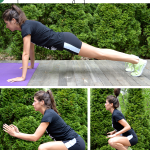 20-Minute Burpee Workout