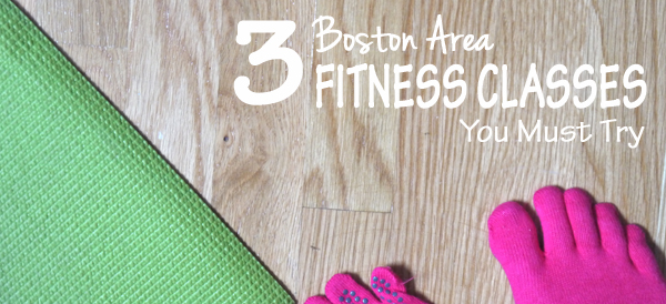 3 Boston-Area Fitness Classes to Try