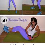 3-Round Kettlebell Workout