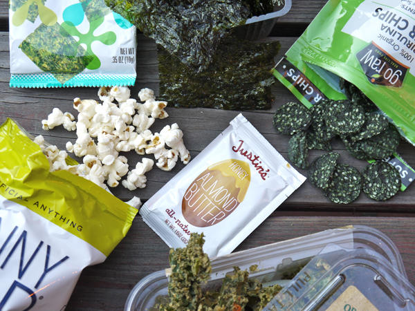 Healthy Snacks from Whole Foods