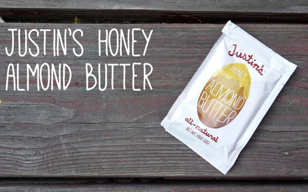 Healthy Snacks from Whole Foods: Justin's Honey Almond Butter Packs