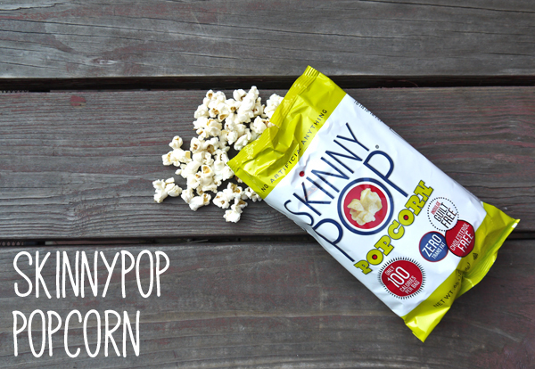 Healthy Snacks from Whole Foods: SkinnyPop Popcorn
