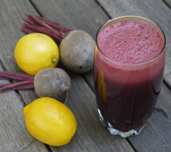Beet Lemonade Juice