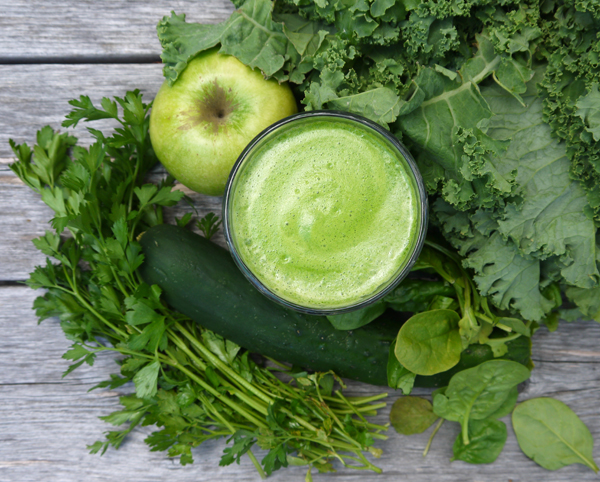 Nothing-But-Greens Juice