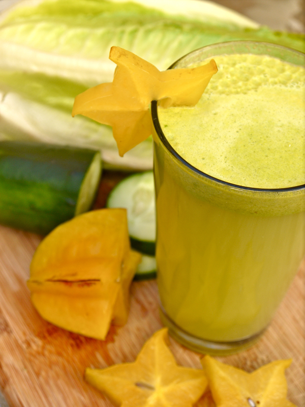 Sunday Squeeze: Starfruit Juice | Pumps & Iron