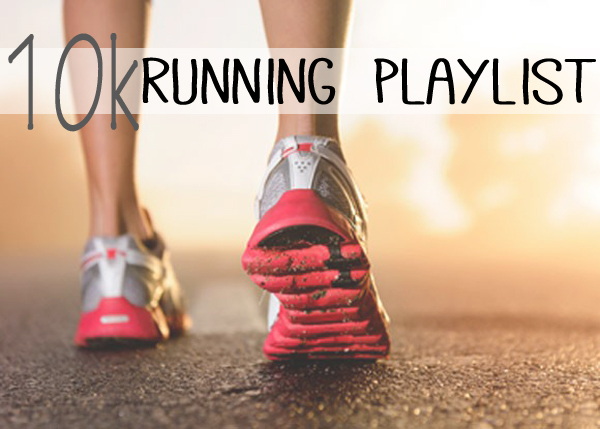 10K Running Playlist (EDM)