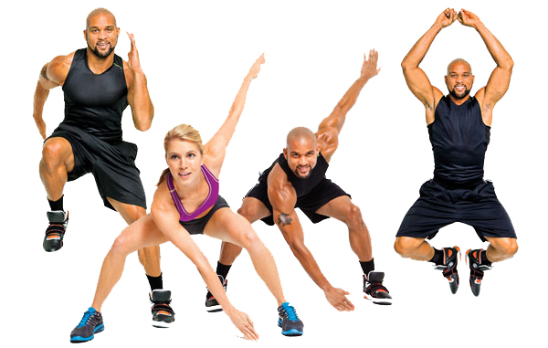 20-Minute Insanity Workout