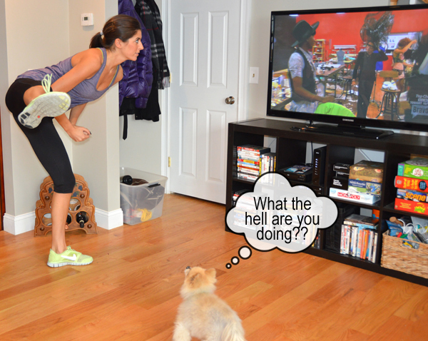 30 minute workout you can do while watching tv