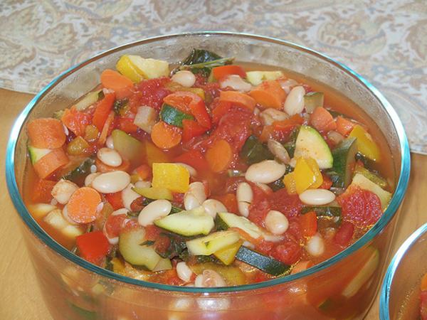 Vegetable Soup from Danielle Prestejohn