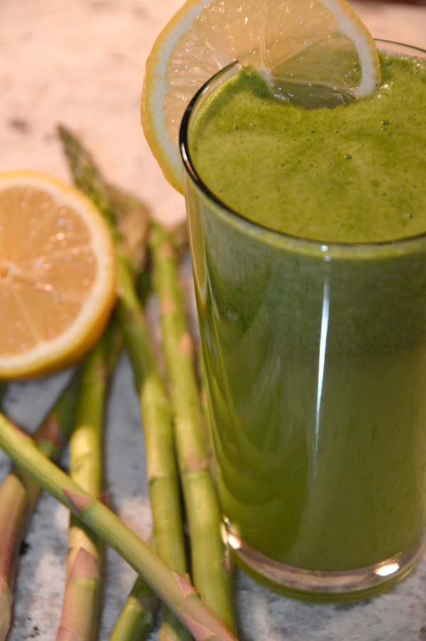 Green Juice Hangover Remedy
