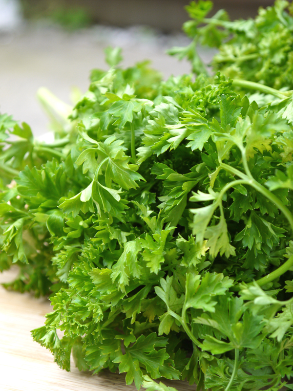 Why Parsley Is a Juicing Superfood (health benefits)