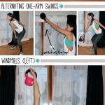 20-Minute Kettlebell Swing Core Workout