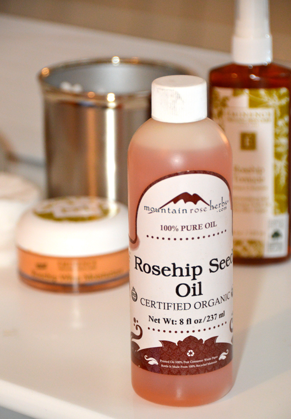 Rosehip Seed Oil -- health benefits and skincare uses