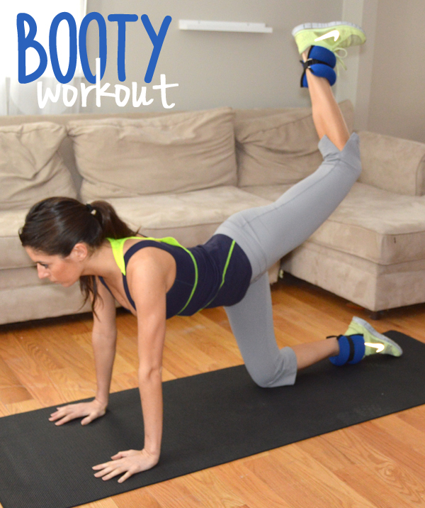 25-Minute Booty Workout