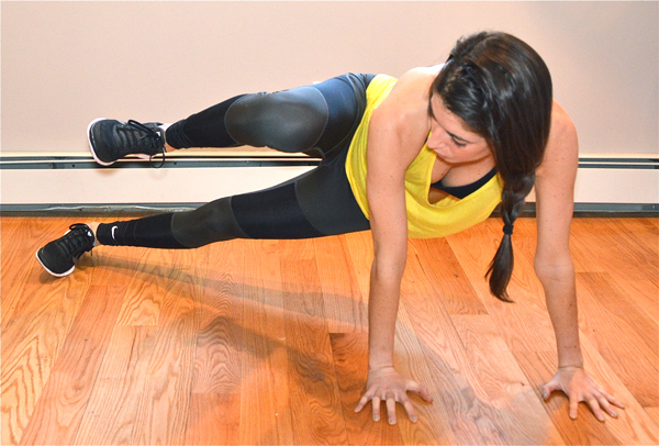15-Minute Bodyweight AMRAP Workout