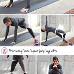 30-Minute Bodyweight AMRAP Workout