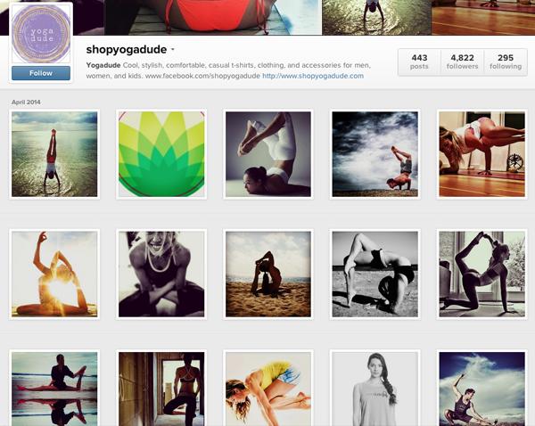 Yogadude Instagram