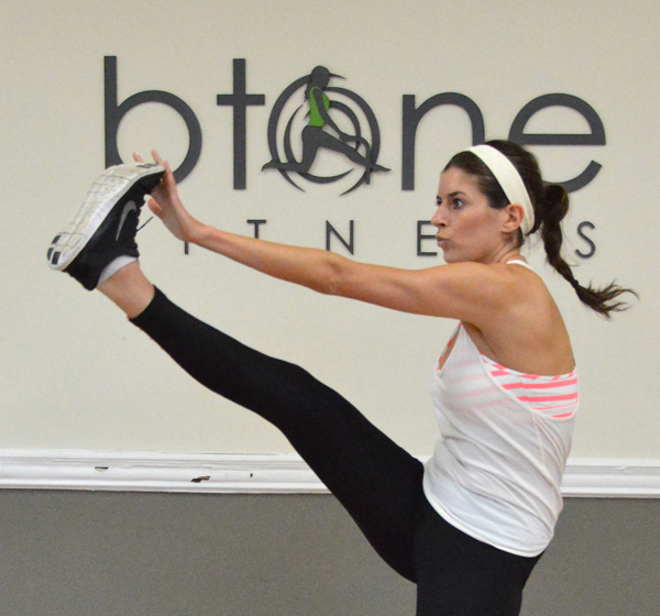 20-Minute HIIT Torch Workout (offered at Btone Fitness)
