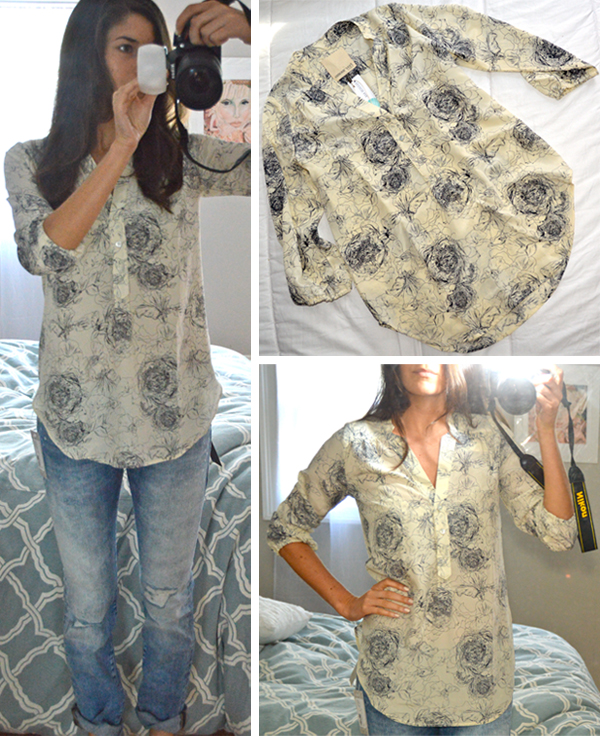 Sample Stitch Fix Stylish Letter