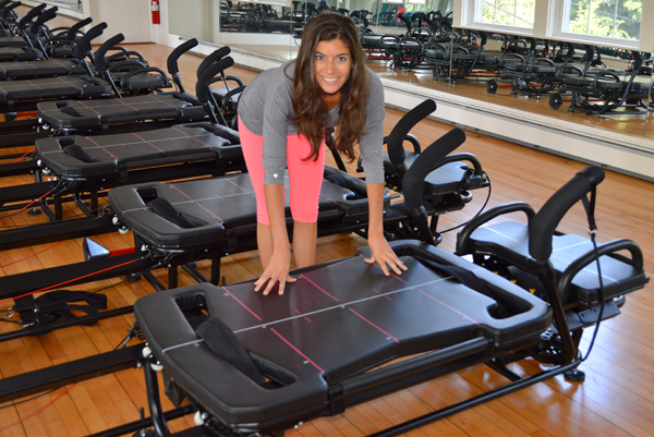 What to Expect from Your First Lagree Fitness Class ...