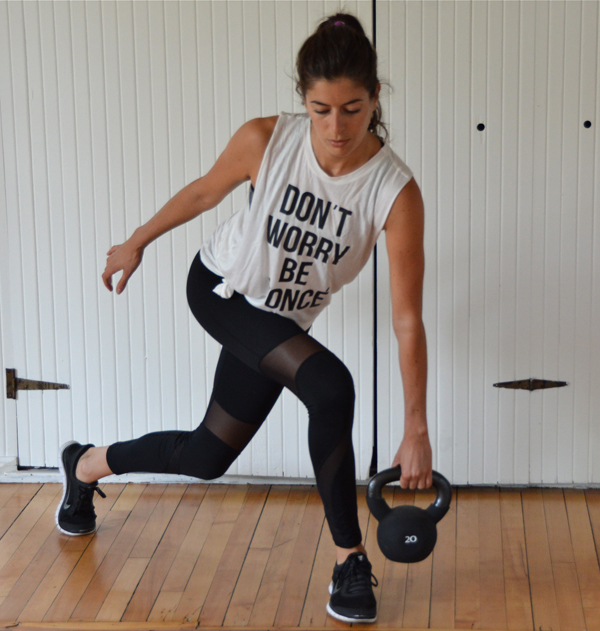 One-Bell Kettlebell Workout