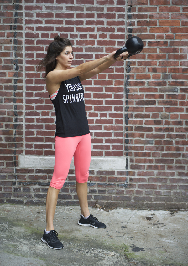 20-Minute Tabata Workout with some of my go-to exercises
