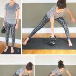 3-Circuit Kettlebell Workout