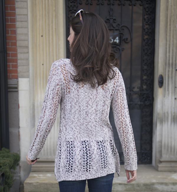 Mystree Gerrie Open Stitch Sweater from Stitch Fix