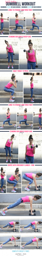 Full Body Bodyweight Workout For Building Muscle