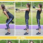 20-Minute Kettlebell HIIT Workout with Resistance Band Warm Up