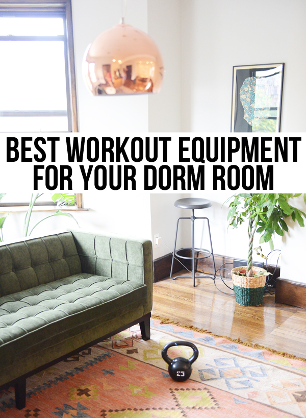 The One Piece of Workout Equipment You Need in Your Dorm Room (+A ...