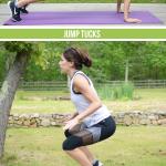 Bodyweight Superset Pyramid Workout
