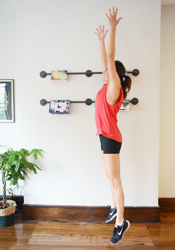 Full-Body HIIT Circuit Workout with a Buy-In | You'll just need one medium dumbbell or medicine ball