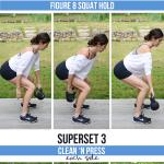 Kettlebell Superset Pyramid Workout