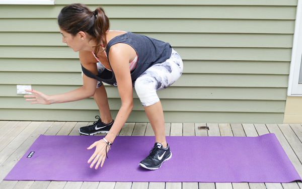 30-Minute At-Home Bodyweight Superset Workout - each superset works a different muscle group