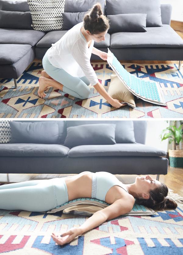 4 Self-Massage Tools I Love - acupressure mat