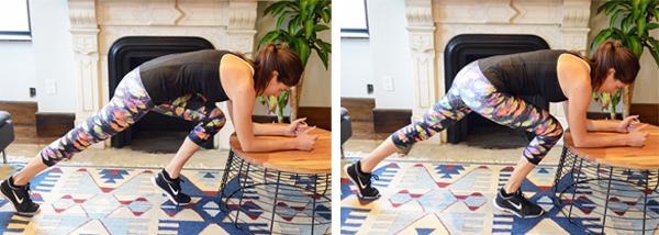 Beginner Plank Workout