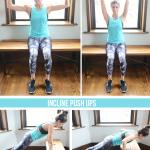 15-Minute Beginner Upper Body Workout