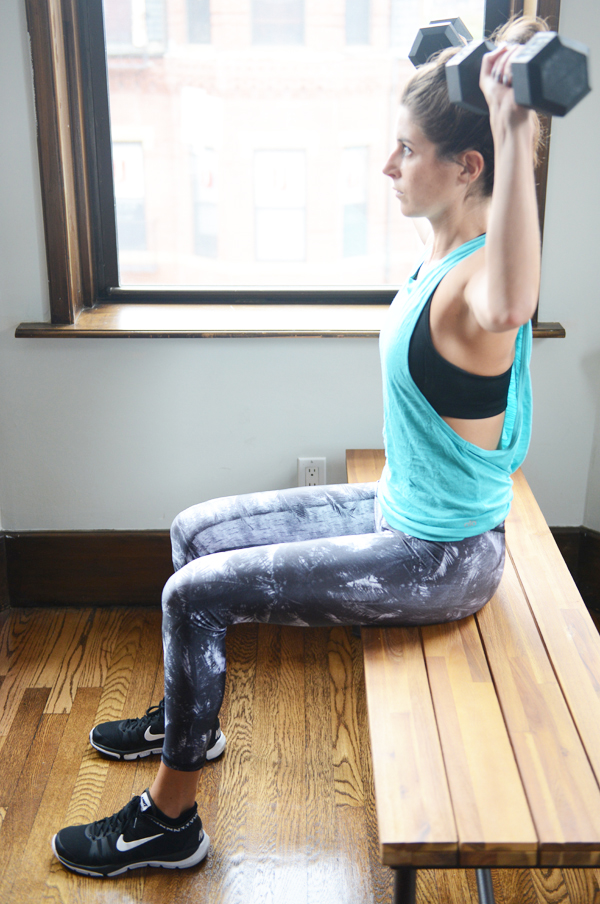 15-Minute Beginner Upper Body Workout -- with detailed exercise descriptions