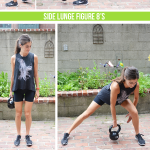 Butt & Legs Kettlebell Workout with Cardio