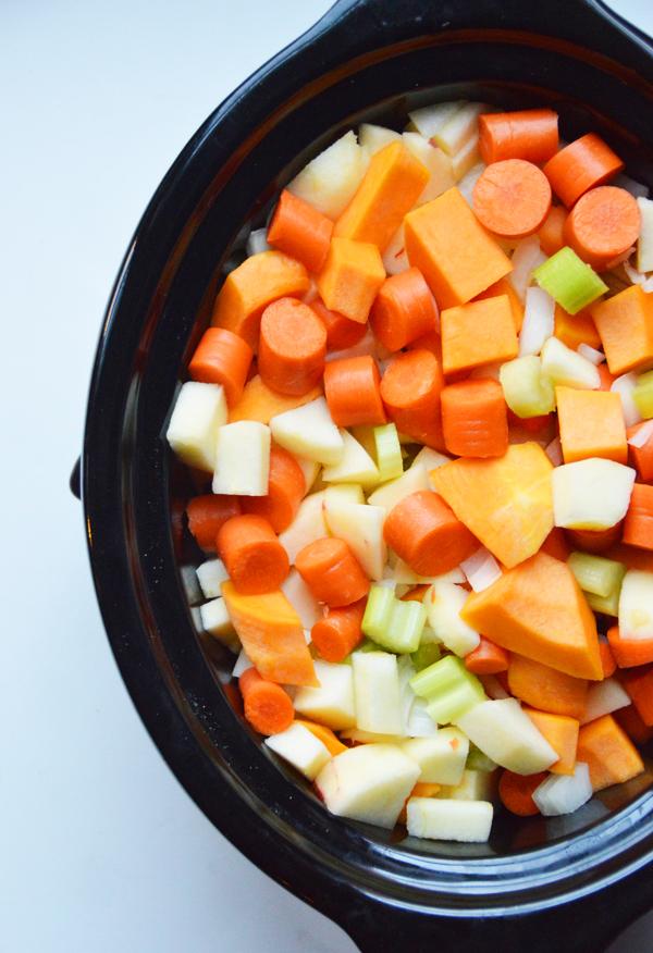 Vegan Thanksgiving Butternut Squash Soup Sarahs Vegna Kitchen