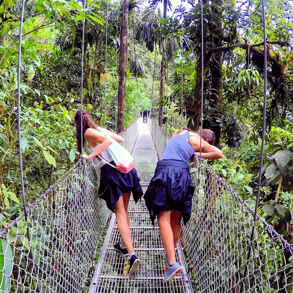 Arenal Hanging Bridges Park , Costa Rica