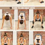 21-Min Bodyweight Workout
