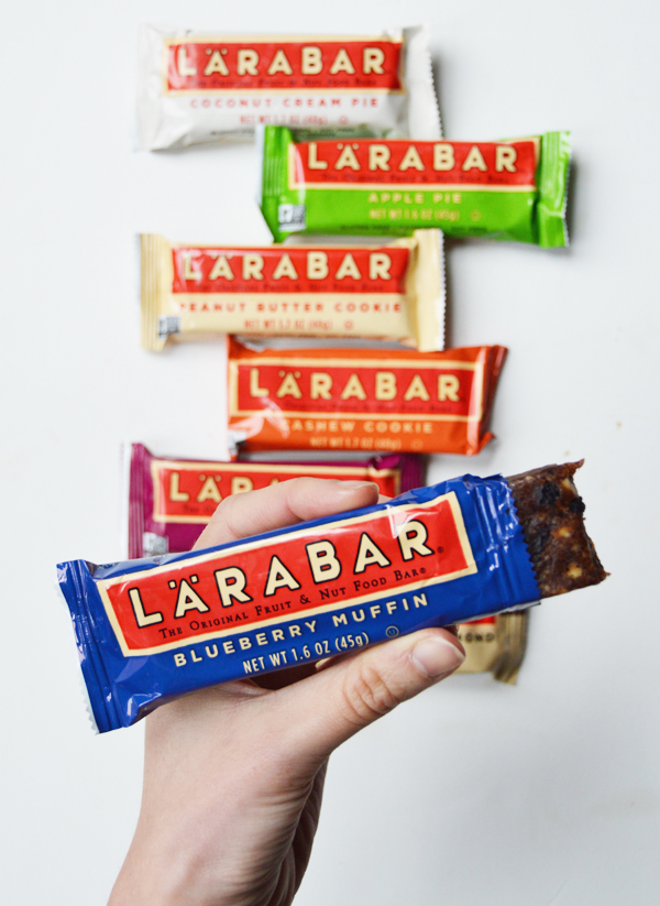 Larabars #ShareRealFood movement and giveaway